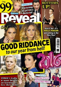 Reveal magazine cover - issue 52.