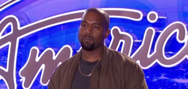Kanye West auditions for American Idol, Twitter