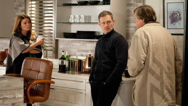 Corrie, Roy and Nick talk to Carla, Wed 30 Dec