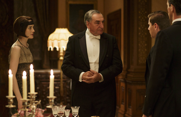 Downton Abbey Christmas Special, Fri 25 Dec