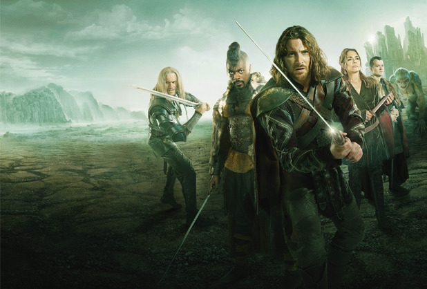 Beowulf: Return to the Shieldlands, ITV, Sun 3 Jan