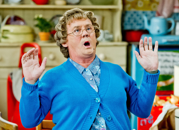 Mrs Brown's Boys, NY Day special, Fri 1 Jan