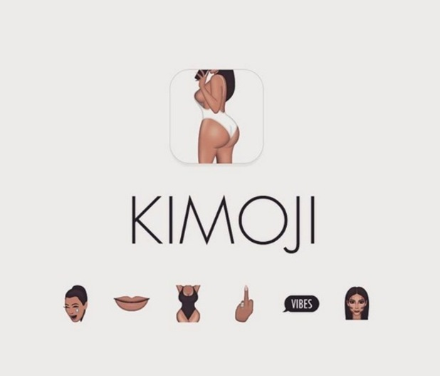 Kim Kardashian launches emoji app, Kimoji 20 December