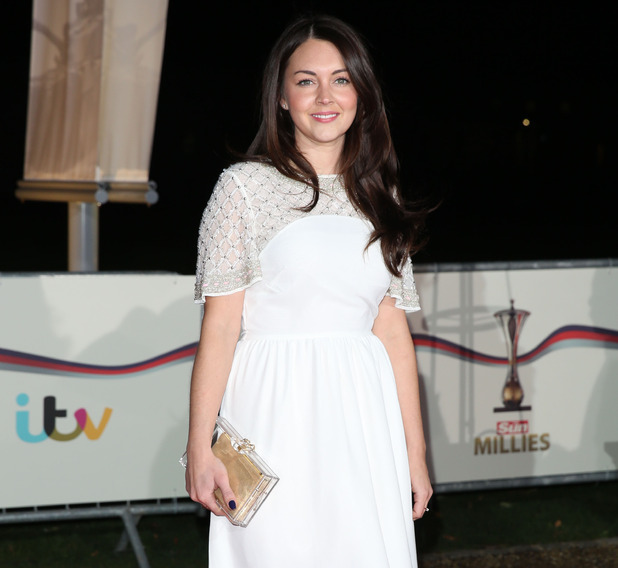 Lacey Turner at The Sun Military Awards (Millies) 2014 - Arrivals. 10 December 2004.