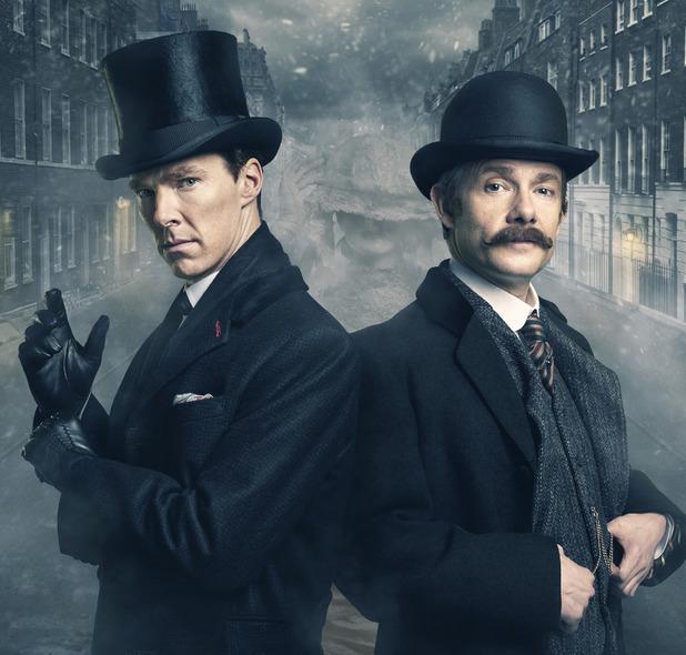 Sherlock, Fri 1 Jan 2016