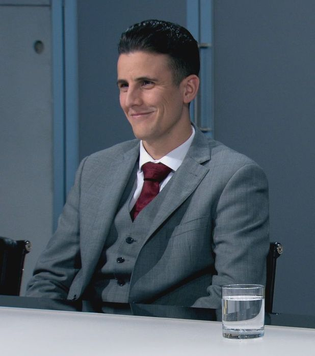 The Apprentice: Joseph Valente wins the show and becomes Lord Alan Sugar's business partner. 20 December 2015.