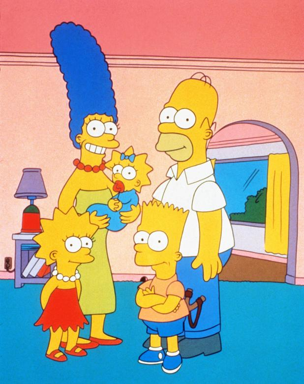 Iconic celebrity couples - Marge and Homer Simpson