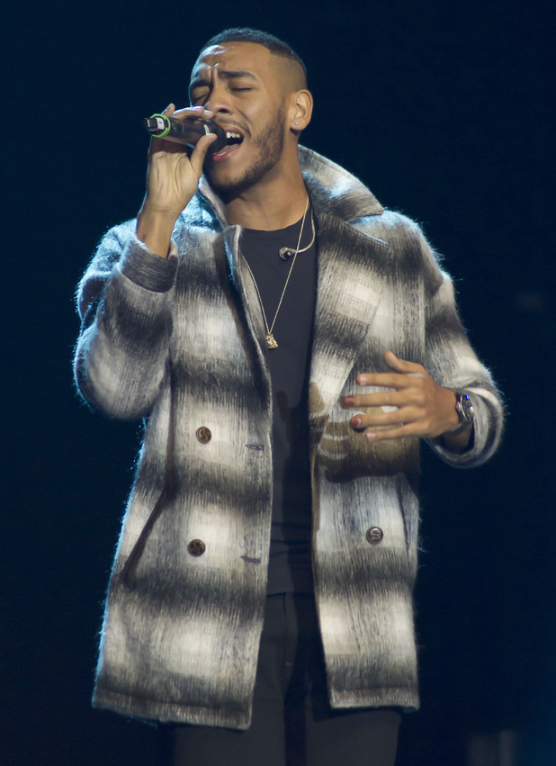 X Factor star Josh Daniel at The Clothes Show 2015 held at NEC Birmingham - Day 5. 8 December 2015.
