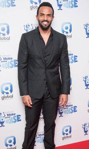 Craig David attends Global's Make Some Noise gala night held at Supernova 24 November 2015