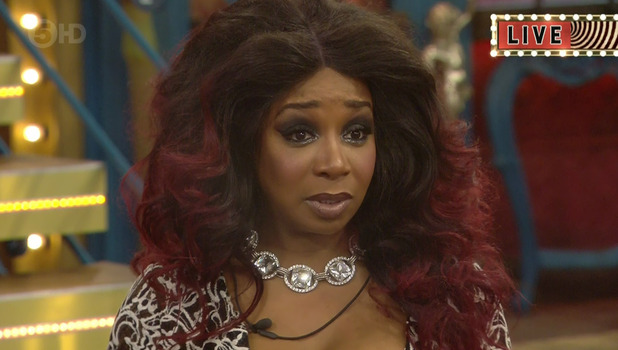 Celebrity Big Brother Launch - Tiffany Pollard. 5 January 2015.