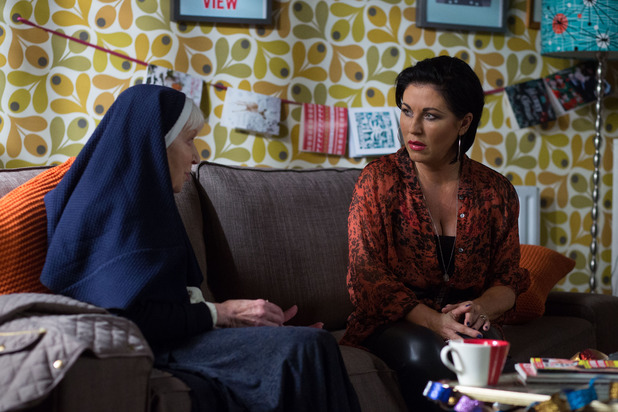 EastEnders, Kat finds out the truth, Tue 5 Jan