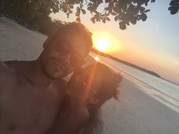 Lucy Mecklenburgh shares holiday snaps from her getaway in Thailand, 4th January 2016