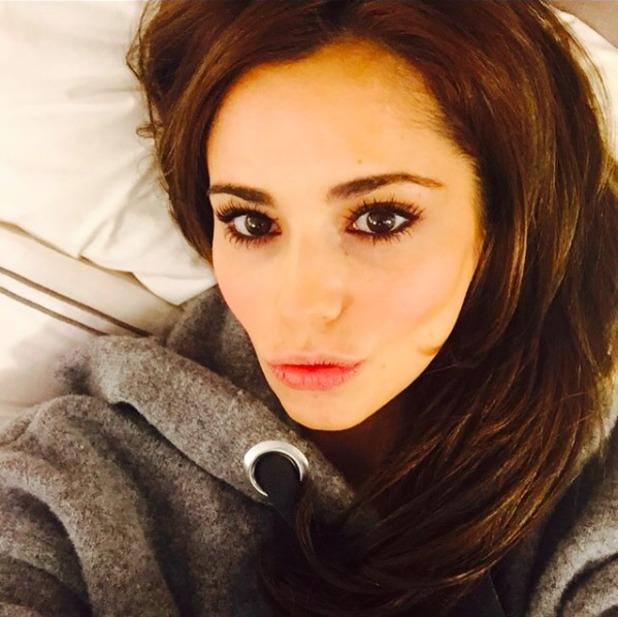 Cheryl Fernandez-Versini shares new selfie amid speculation she is divorcing, 09 January 2016.
