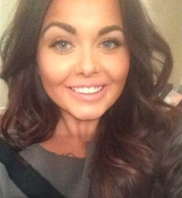 Scarlett Moffatt selfie, Instagram 28 December