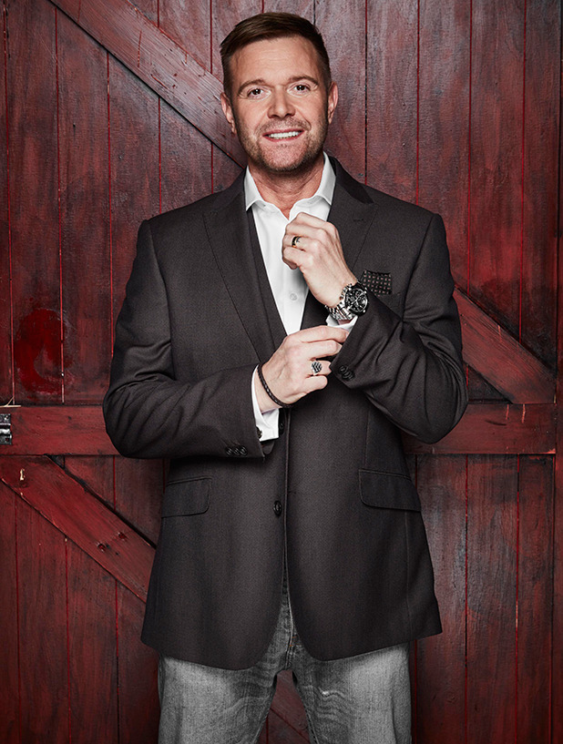 Celebrity Big Brother official pictures: Darren Day