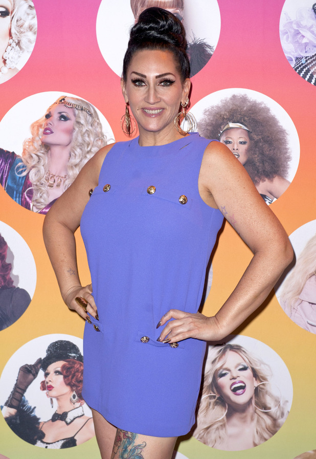 Michelle Visage at Ru Paul's DragCon 2015 held at the Los Angeles Convention Center - 17 May 2015.