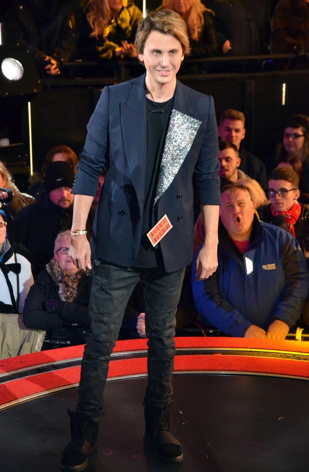 Celebrity Big Brother Launch - Jonathan Cheban. 5 January 2015.