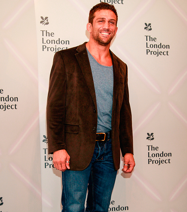 Celebrities attend a gala evening as the Big Brother house, where the reality show has been filmed for over a decade, opens to the public as a National Trust property for two days only on September 27 and 28. Alex Reid