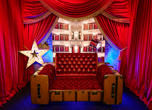 The new Diary Room Chair for CBB January 2016 series
