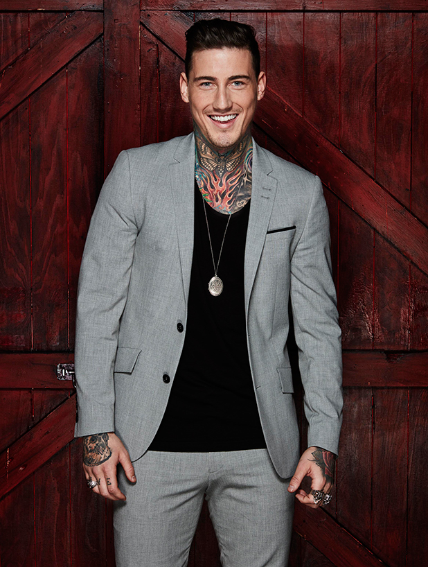 Celebrity Big Brother official pictures: Jeremy McConnell