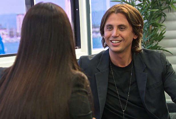 THE MILLIONAIRE MATCHMAKER -- 'The Know-it-All and The Bigger Better Berman' Episode 702 -- Pictured: Client Jonathan Cheban -- (Photo by: Bravo/NBCU Photo Bank via Getty Images)
