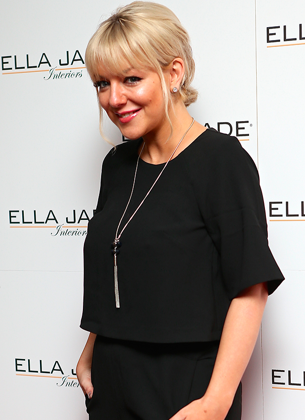 Sheridan Smith at Ella Jade Interiors Press Launch
