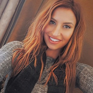 Ferne McCann shows off her copper hair on Instagram, 13th January 2016