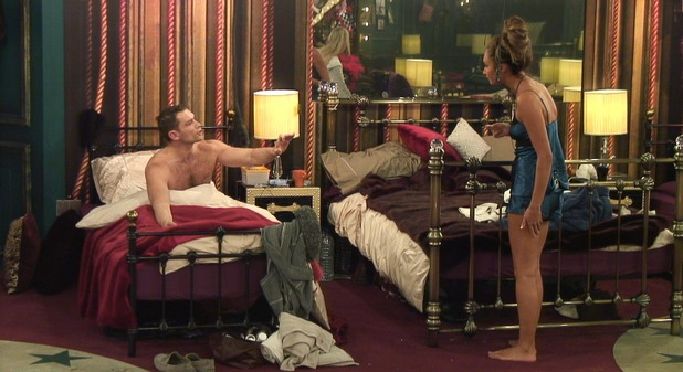 CBB Day 9: Megan rants about cleaning and John