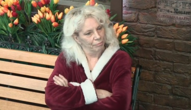 Angie Bowie is upset by John Partridge, CBB Day 11 15 January