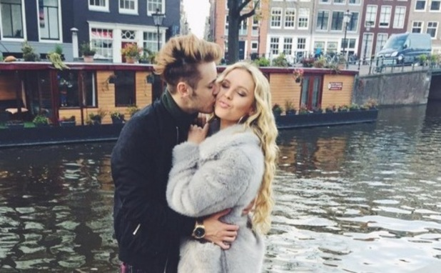 Casey Johnson and Betsy-Blue English, Instagram 10 January 2016
