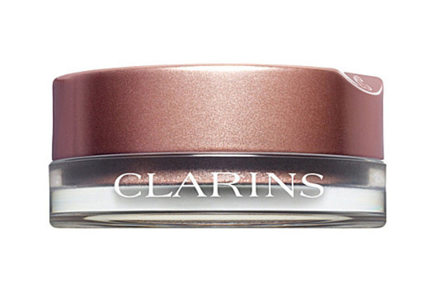 Clarins Ombre Iridescent Cream-To-Powder Eyeshadow £19, 14th January 2016