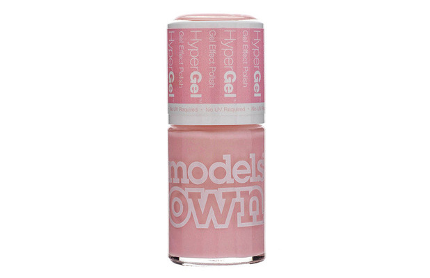 Models Own HyperGel Nail Polish in Pink Veneer £4.99, 14th January 2016