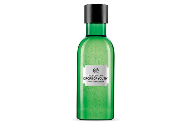 The Body Shop Drops of Youth Essence Lotion £14, 14th January 2016