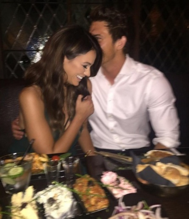 Vicky Pattison and Joss Mooney spark dating rumours 10 January