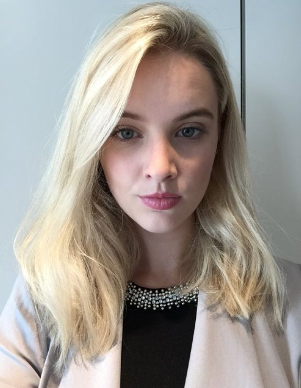 Britain's Next Top Model 2016: Georgia Butler.
