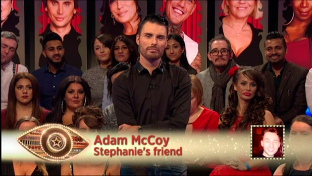 CBB BOTS: Stephanie's friend Adam McCoy calls in to talk about the actress 11 January 2016