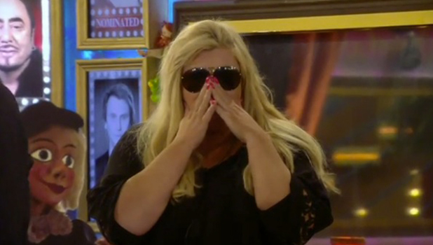 CBB Day 9: Gemma is fed up with puppet task