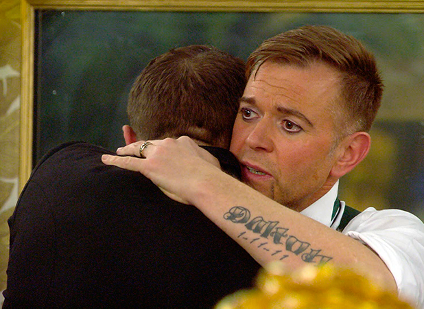 CBB Day 8: Darren is upset over John nominating him