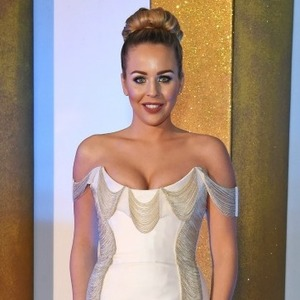 Lydia Rose Bright attends the 21st National Television Awards at The O2 Arena on January 20, 2016 in London, England. (Photo by David M. Benett/Dave Benett/Getty Images)