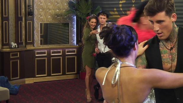 CBB: dancing task. 19 January 2016.