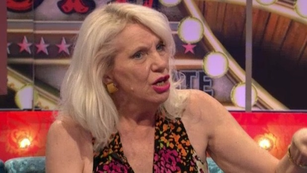 CBB Day 16: Angie Bowie appears on BOTS 21 January 2015