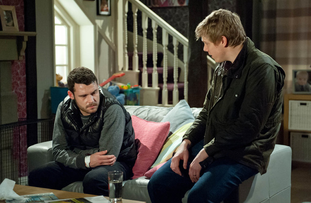 Emmerdale, Aaron confesses to Robert, Thu 21 Jan