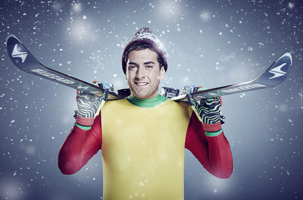 The Jump - 2016 - series 3: James 'Arg' Argent..