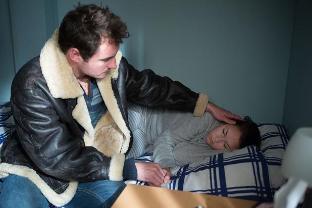 EastEnders, Martin visits Stacey, Mon 25 Jan