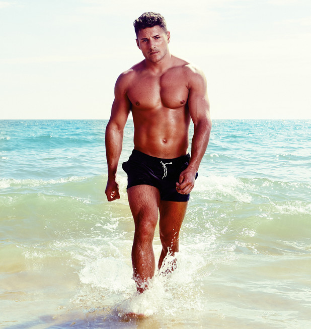 James Moore, Ex On The Beach 4 18 January