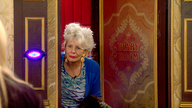 CBB Day 14: Angie Bowie sleeps in the spare room before quitting