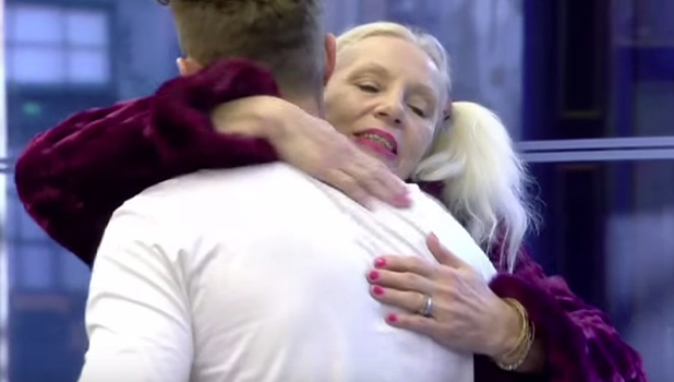 CBB Day 14: Angie Bowie quits