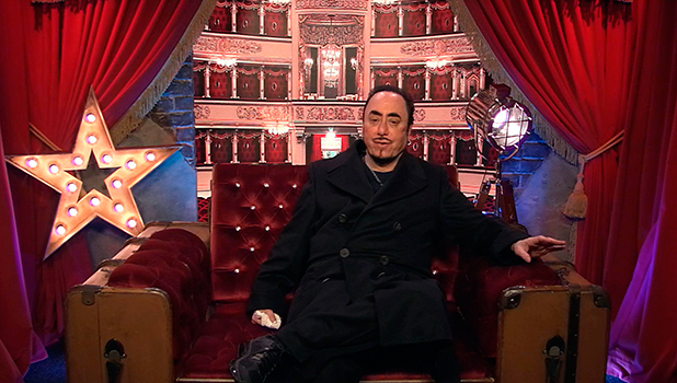 CBB Day 13: David Gest quits after saying he's too sick to continue