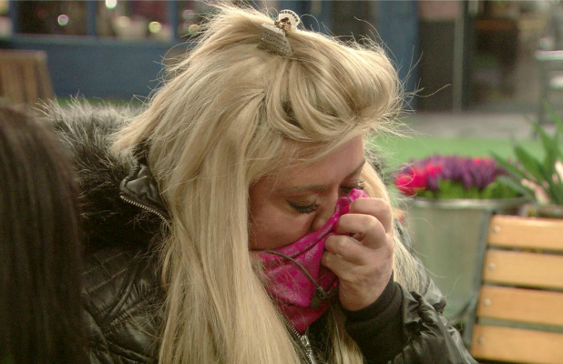 CBB Day 13: Tiffany comforts Gemma when she cries over romance