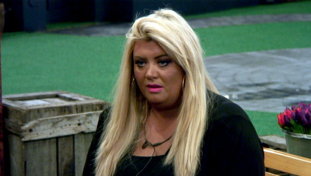 CBB Day 13: Gemma is fake tanned with help from Christopher